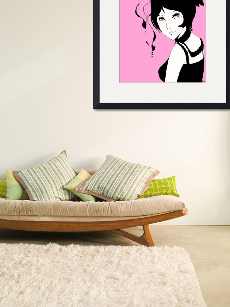 """""""Darling - Pink&quot  (2010) by Lurvo"""