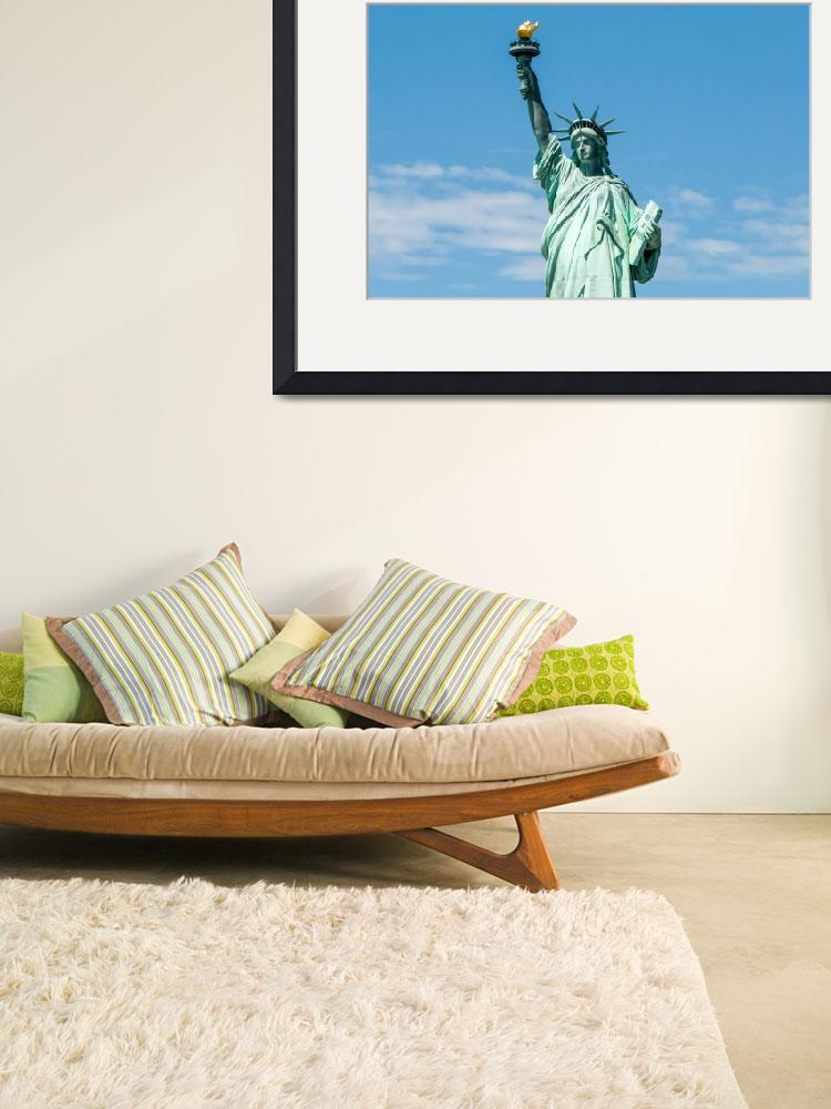 """""""Statue Of Liberty&quot  (2012) by photocatphoto"""