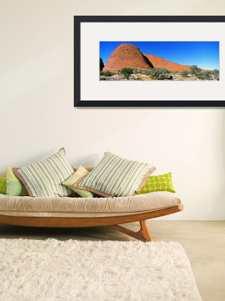 """""""The Olgas Australia&quot  by Panoramic_Images"""