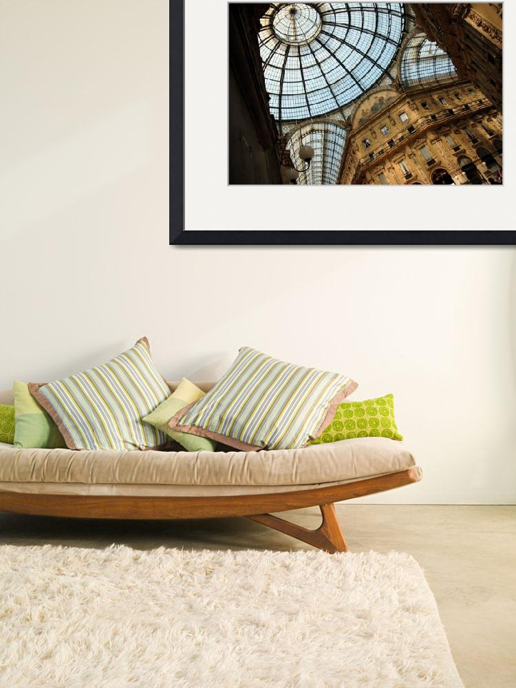 """""""Historical Dome in Vienna&quot  (2010) by baechlergallery"""