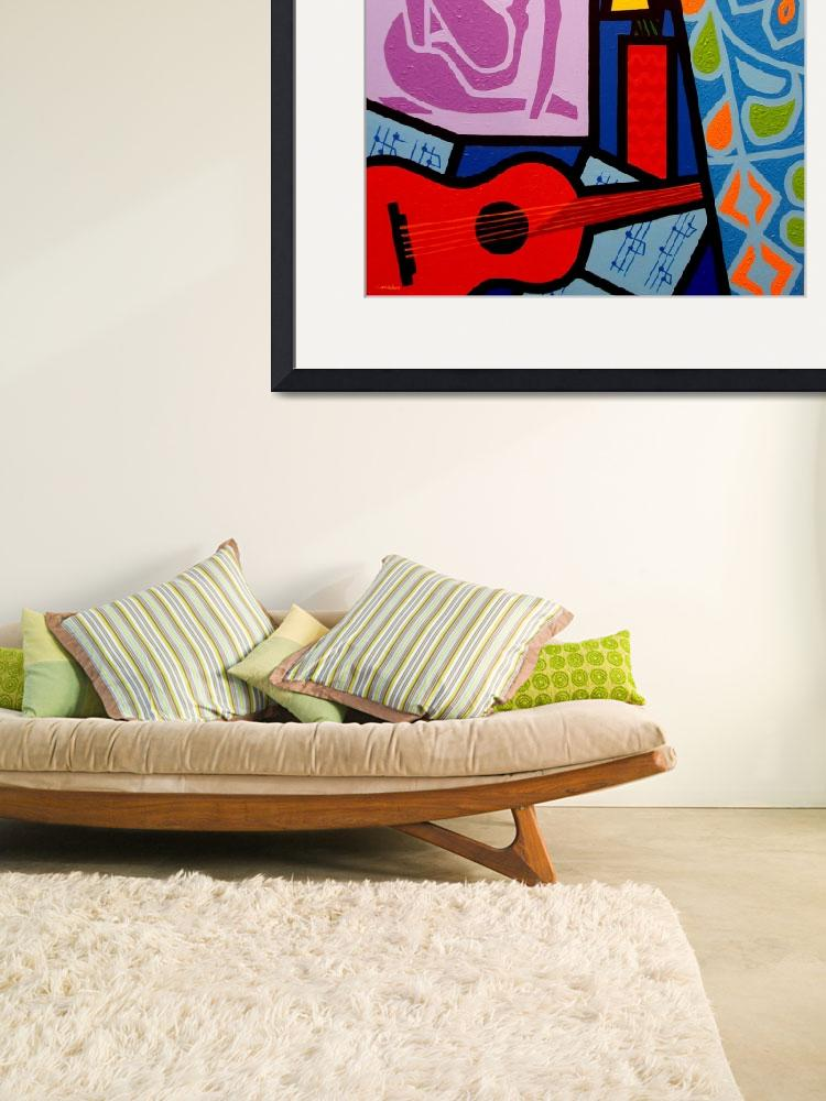 """""""Homage To Matisse XI&quot  by artlicensing"""