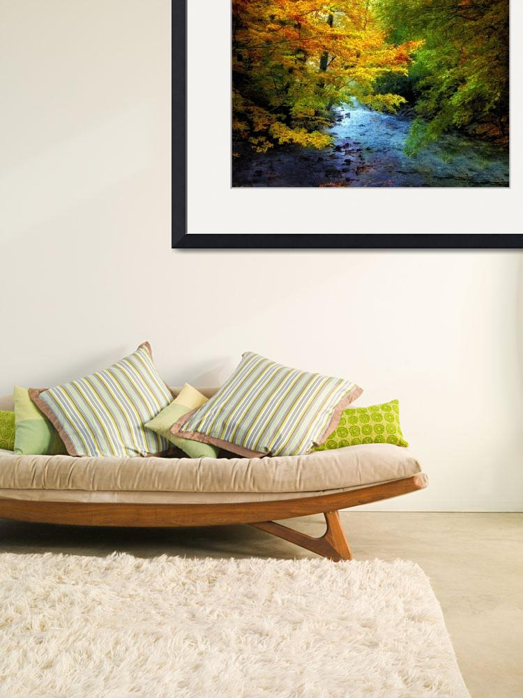 """""""River View Autumn&quot  (2010) by JessicaJenney"""