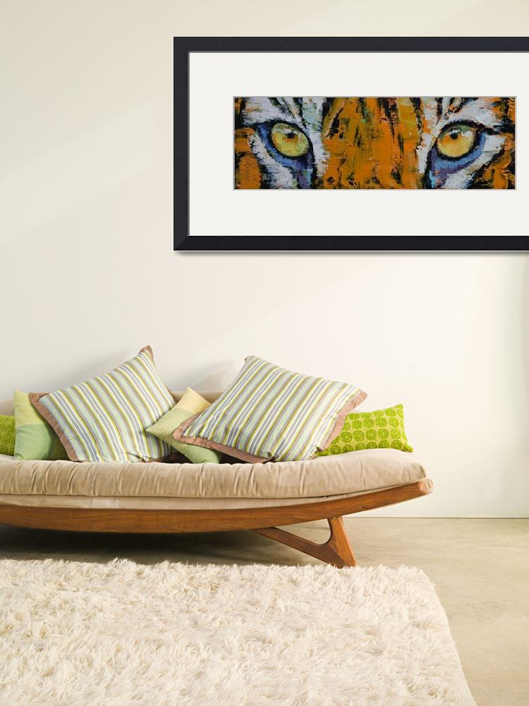 """""""Tiger Eyes&quot  by creese"""