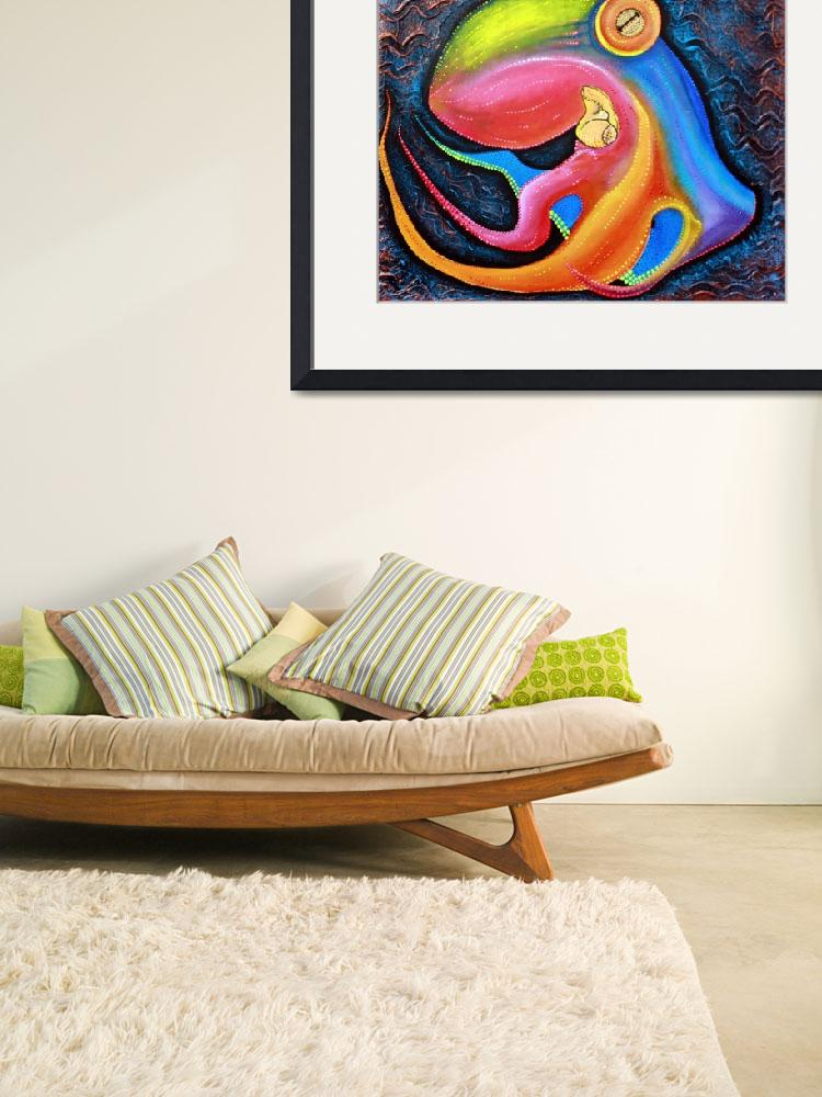 """""""Giant Octopus """"Sea Of Portugal""""""""  (2013) by ArtPrints"""