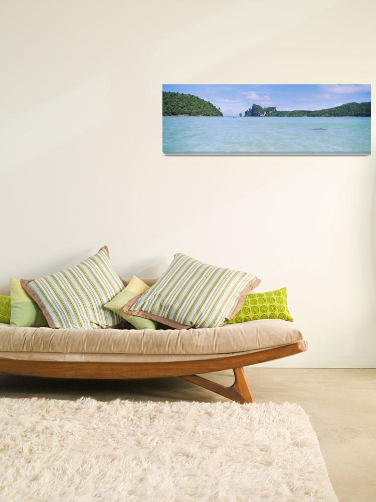 """""""Hills in the ocean&quot  by Panoramic_Images"""