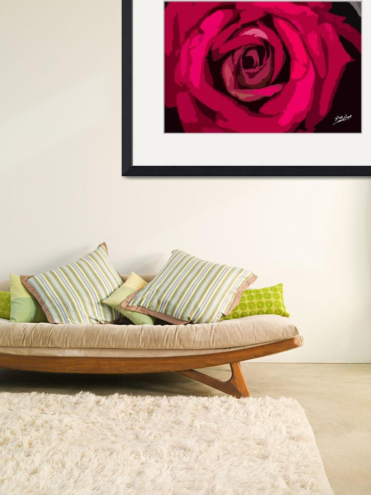 """""""Red Rose&quot  (2012) by SouthIdahoPhoto"""