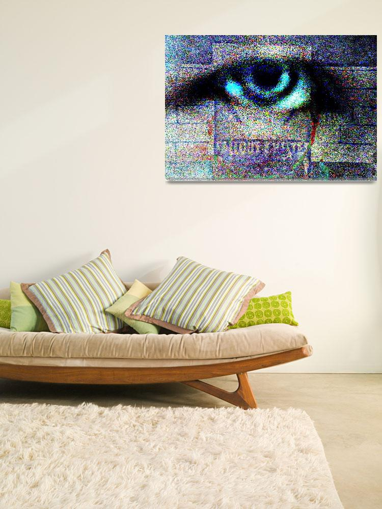 """""""Third eye&quot  (2011) by FollowTheDon"""