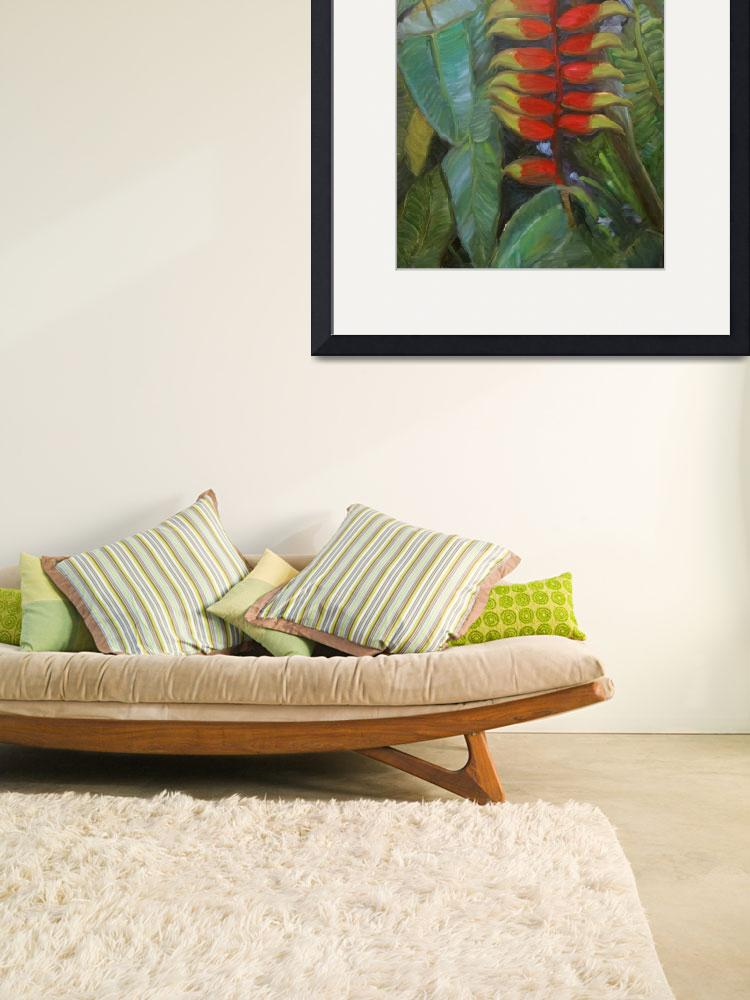 """""""Heliconia Trail&quot  by SusanPayneTrutna"""