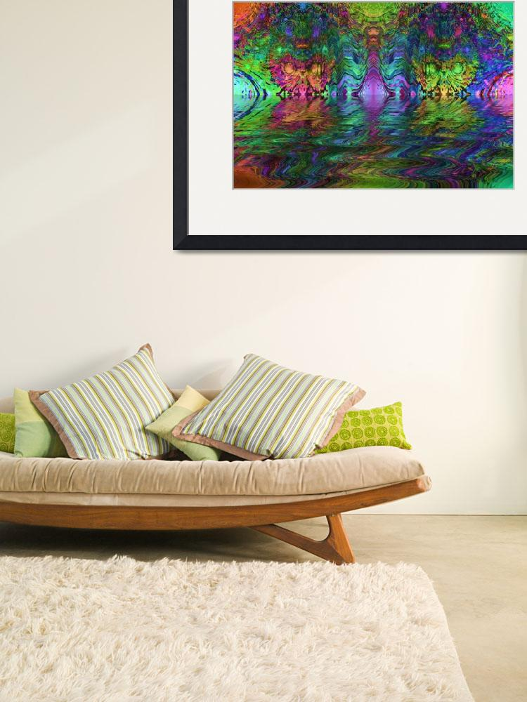 """""""Waves of Color""""  (2012) by adamlooze"""