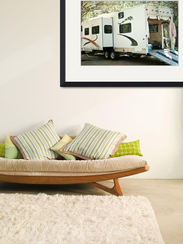 """""""RV with a Garage&quot  (2012) by carlnelson"""
