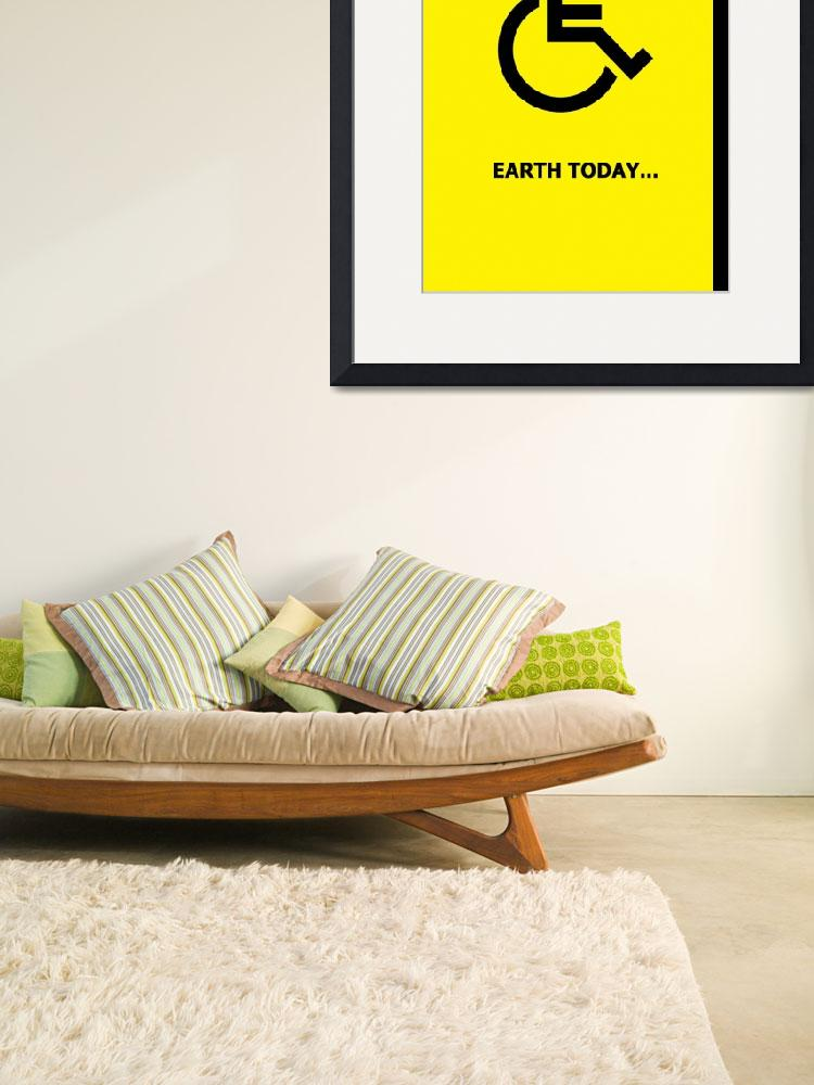 """""""Earth today&quot  (2012) by predrag"""