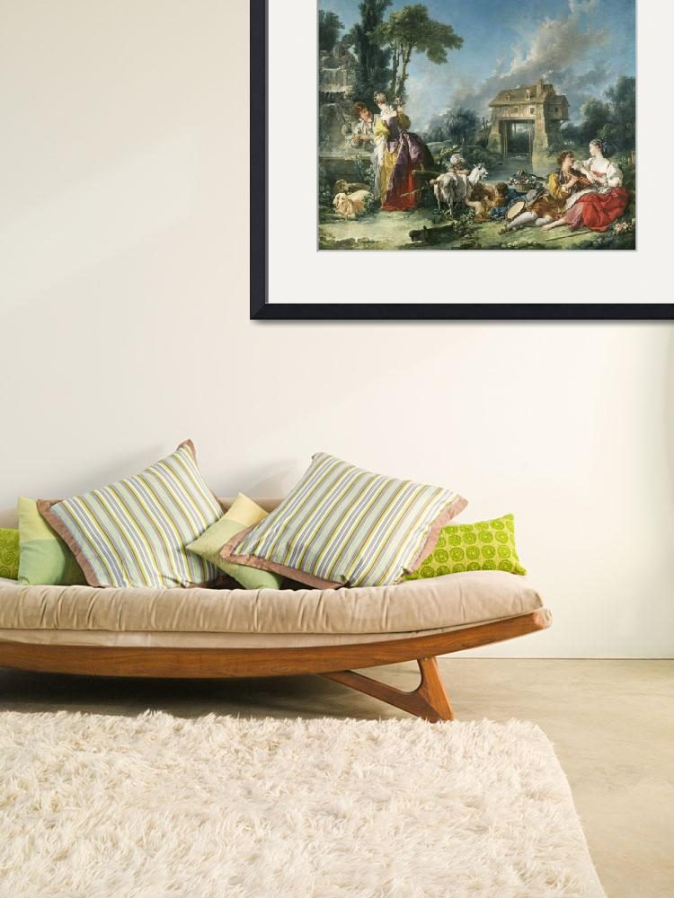 """""""Exquisite Art Collection Framed Print&quot  by buddakats1"""