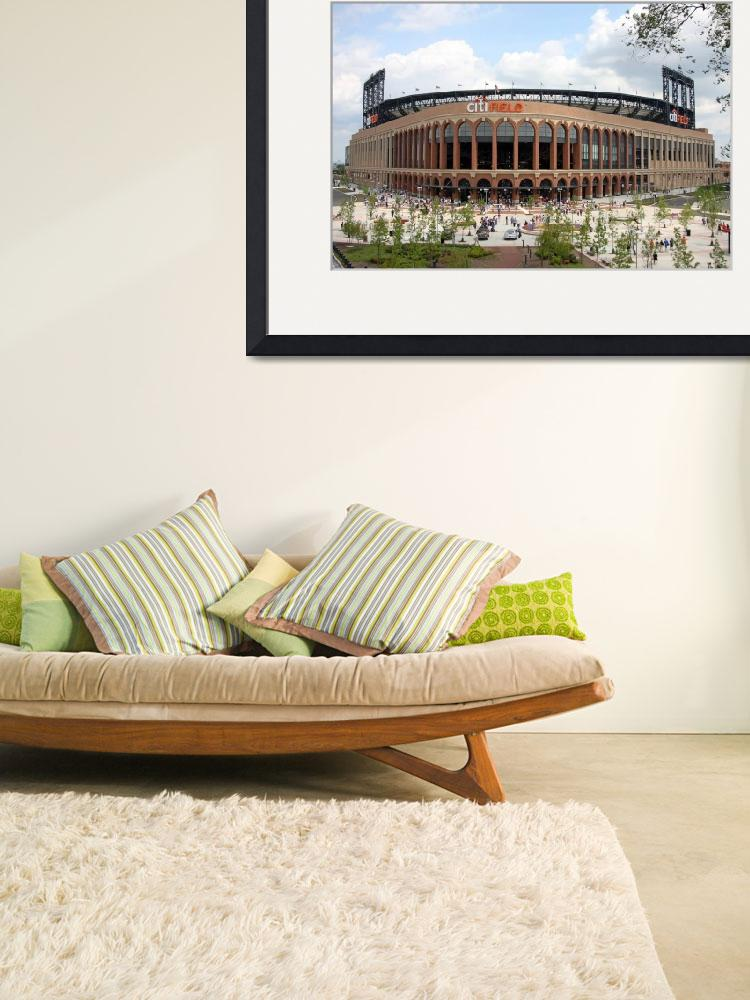 """""""Citi Field&quot  (2009) by debby19"""
