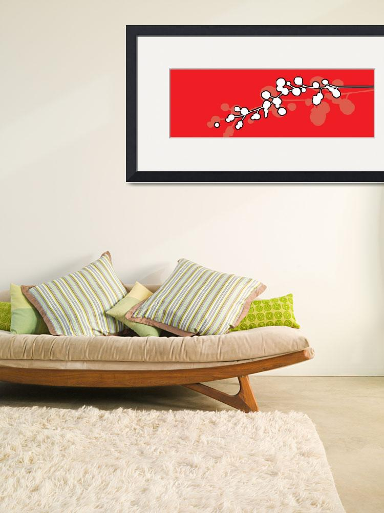 """""""Red cotton&quot  (2011) by nomi"""