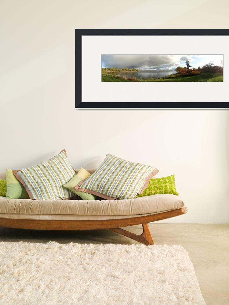 """""""long sault parkway panorama""""  by lynnharmstrong"""