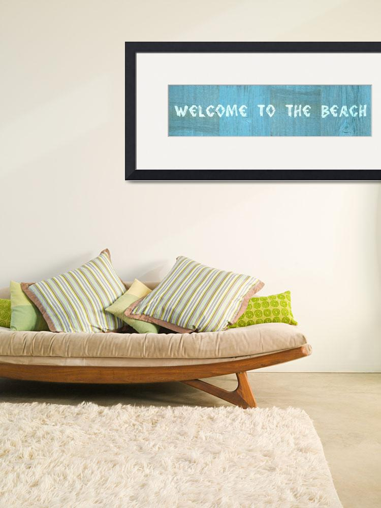 """""""Welcome to the Beach""""  (2013) by Michelle1991"""
