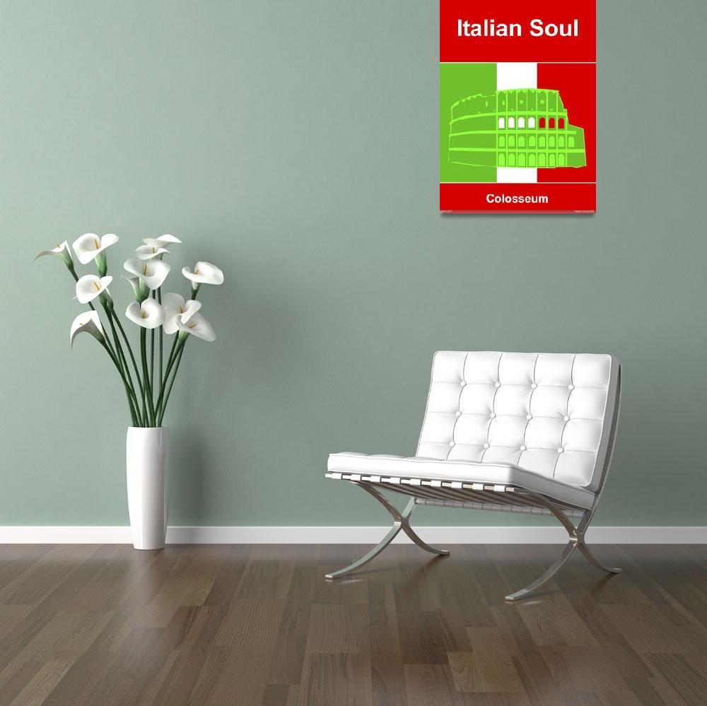 """""""Italian Soul&quot  by Lonvig"""