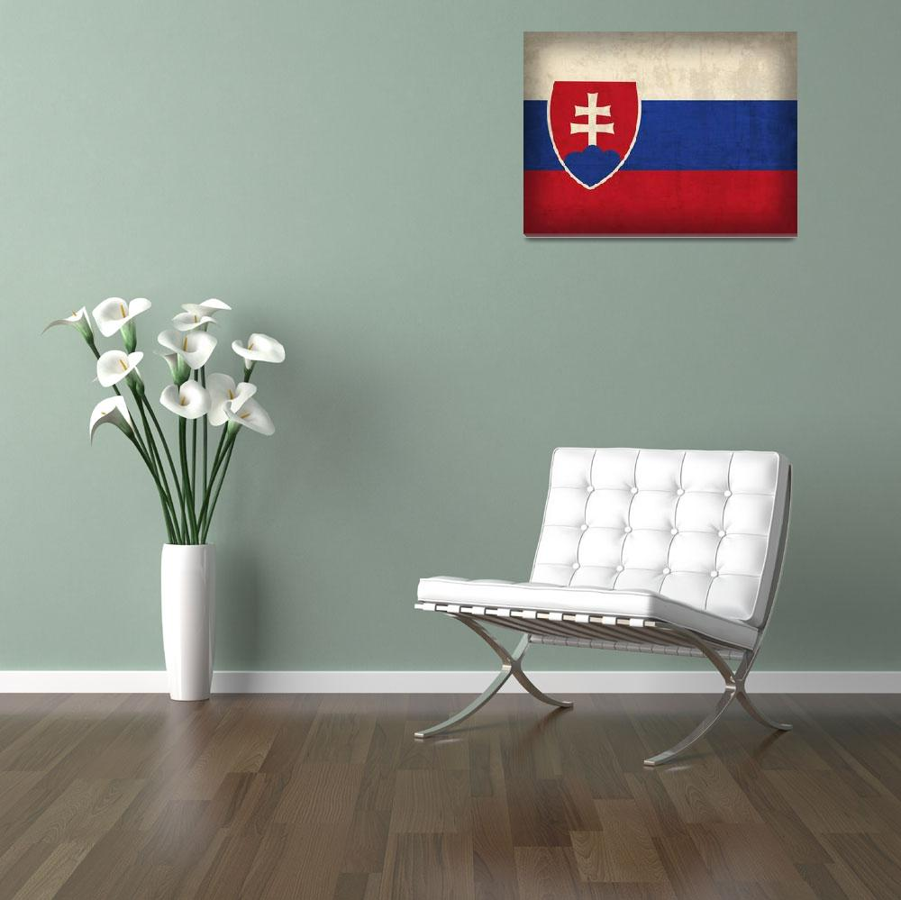 """""""Slovakia&quot  by artlicensing"""