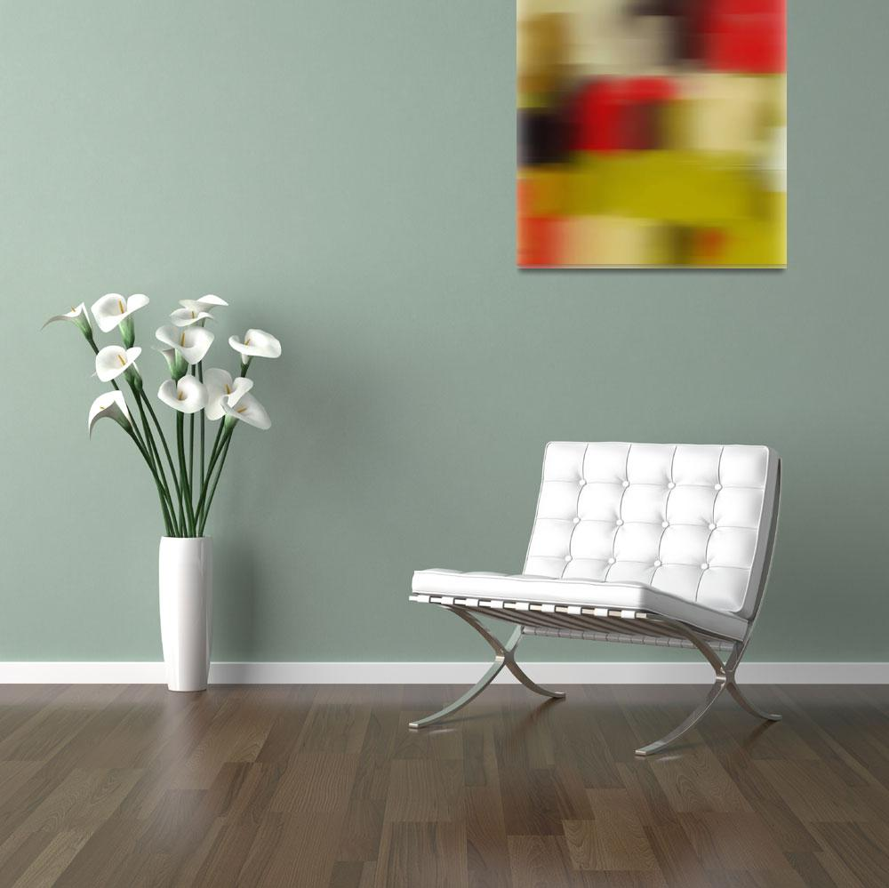 """""""Dreamy Abstract No 2F&quot  by Aneri"""