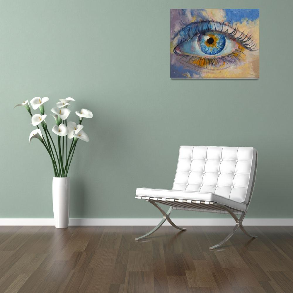 """Eye&quot  by creese"