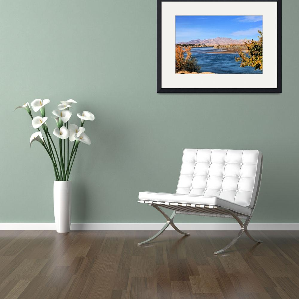 """""""Colorado River View 01""""  (2009) by NWExposures"""