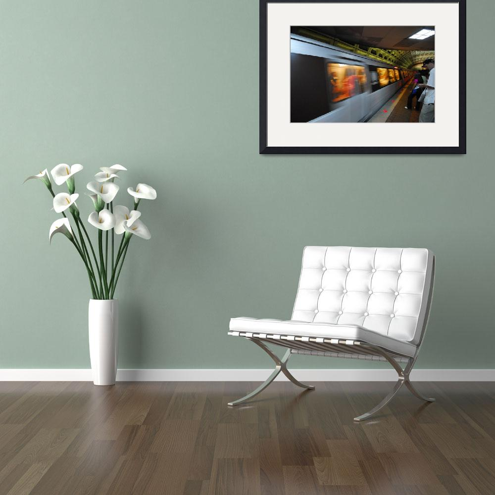 """""""DC Metro Subway&quot  by lord-helmet"""