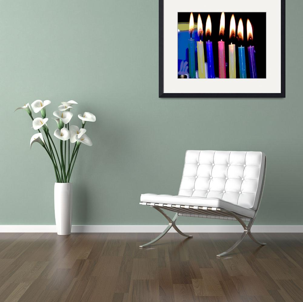 """""""Candles""""  (2008) by shelshots"""