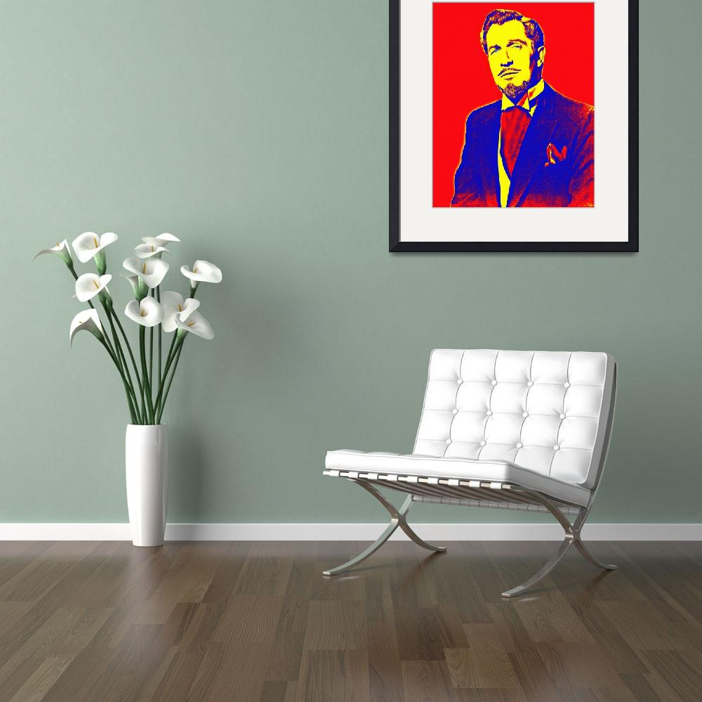 """Vincent Price&quot  (2013) by ArtCinemaGallery"