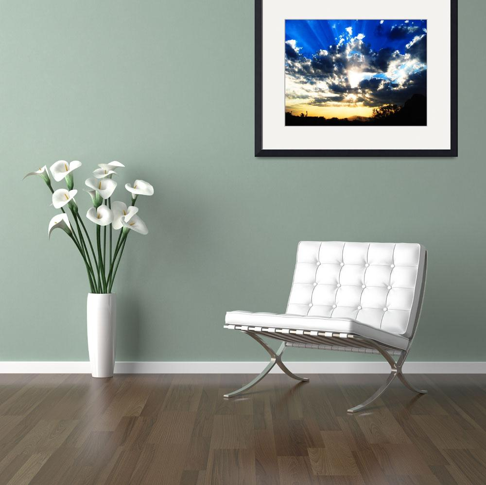 """""""Cloud Study 2&quot  (2012) by mmay"""