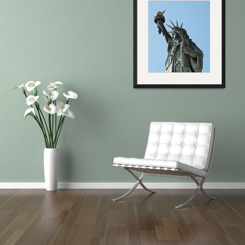 """""""Statue of Liberty&quot  (2009) by New-Yorkled"""
