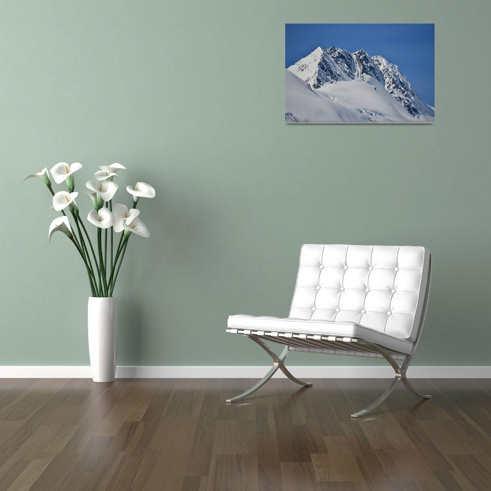 """Beautiful landscape/scenery from Alaska""  by CarloEmanueleBarbi"