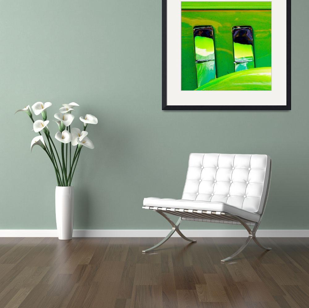 """""""Classic Green&quot  (2008) by AbigailHill"""