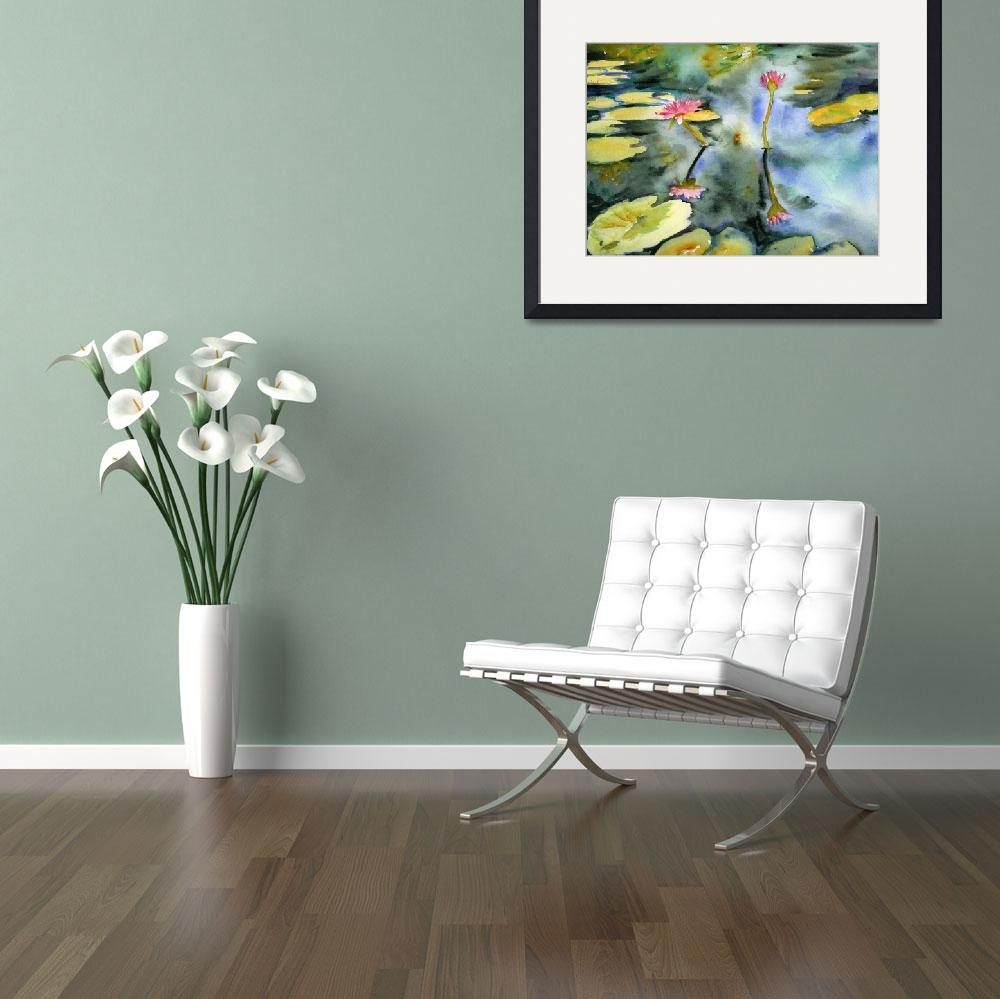 """""""Lily Family&quot  (2006) by schulmanart"""