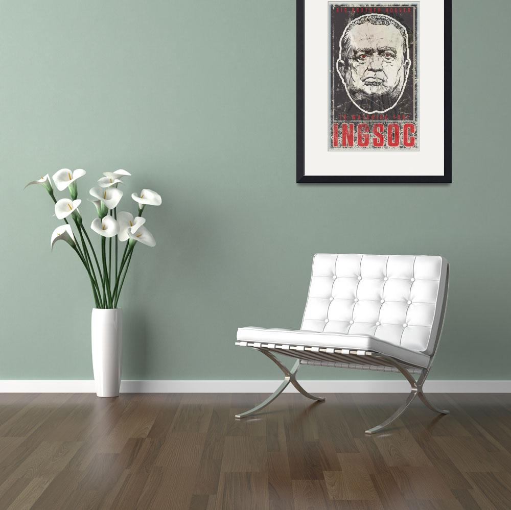 """""""Big Hoover Is Watching&quot  by libertymaniacs"""