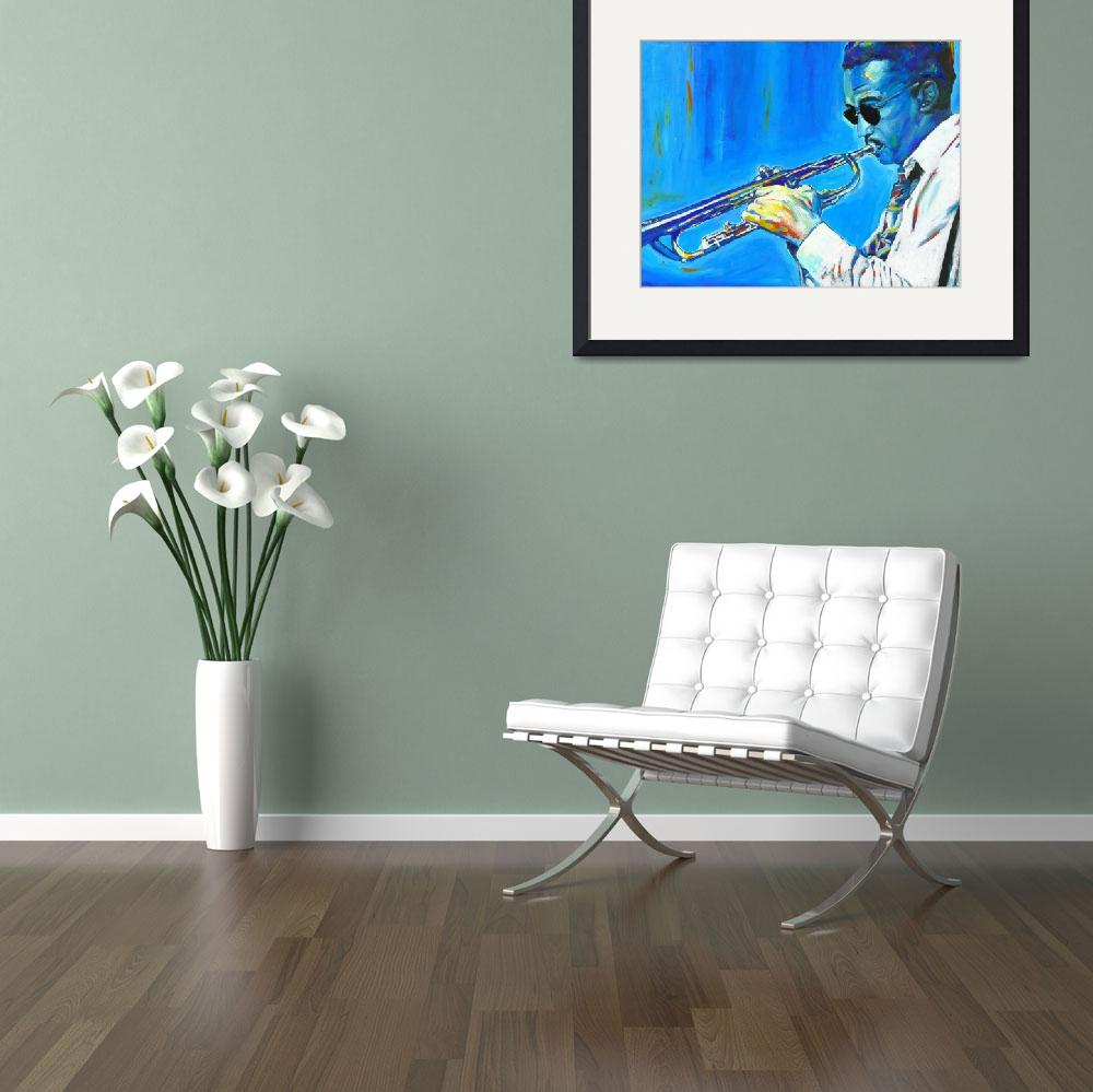 """""""Miles Davis~Birth of the Cool""""  (2015) by Vel"""