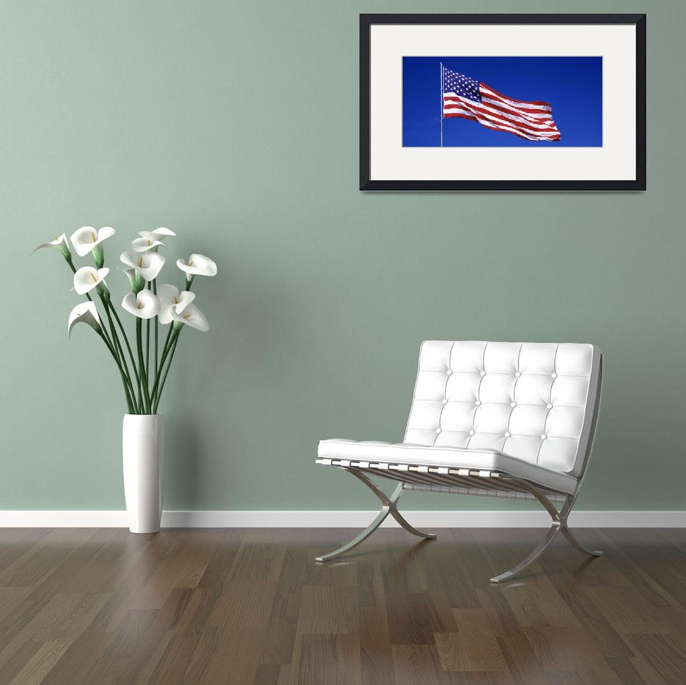 """""""American Flag&quot  by Panoramic_Images"""