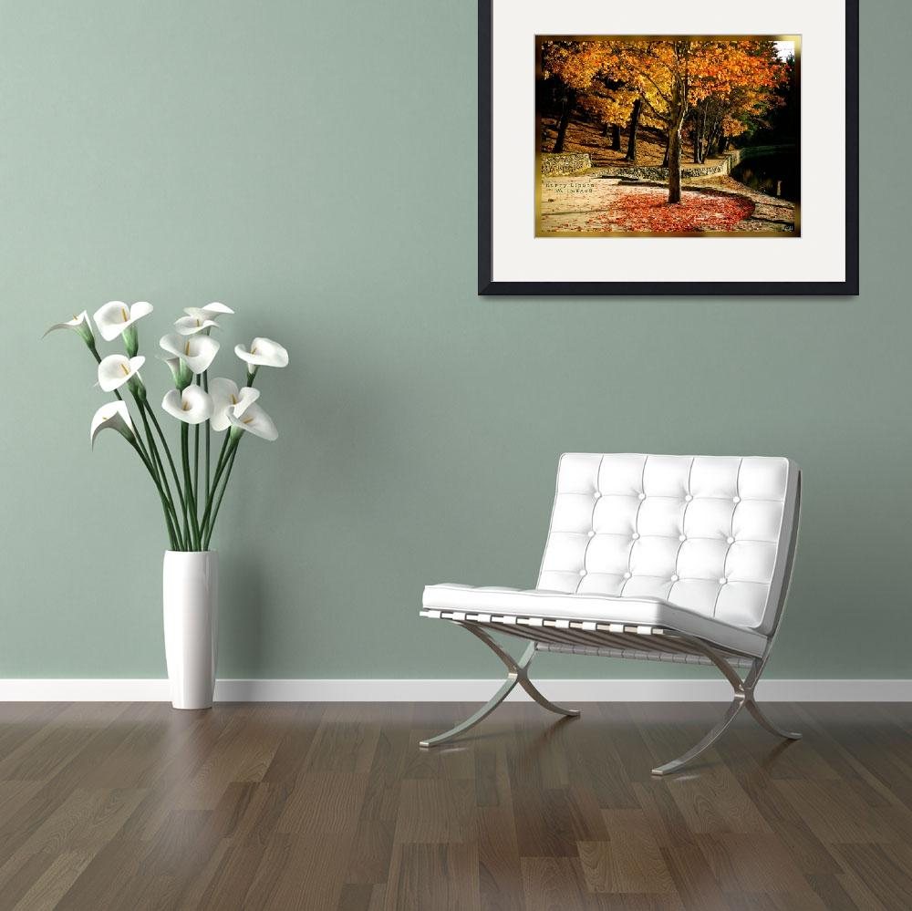 """""""Autumn Afternoon""""  (2011) by HarryLipson"""