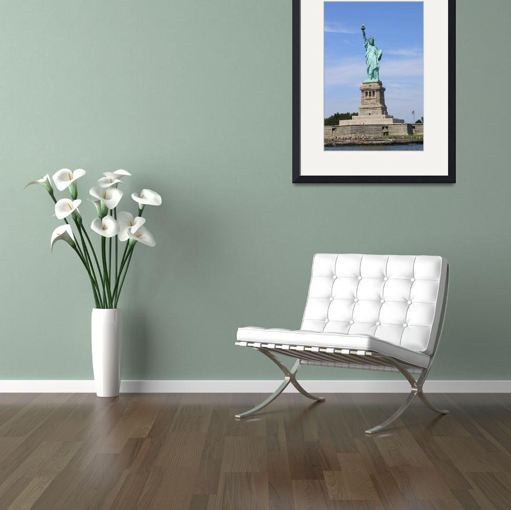 """""""Statue of Liberty 3&quot  (2009) by becool484"""
