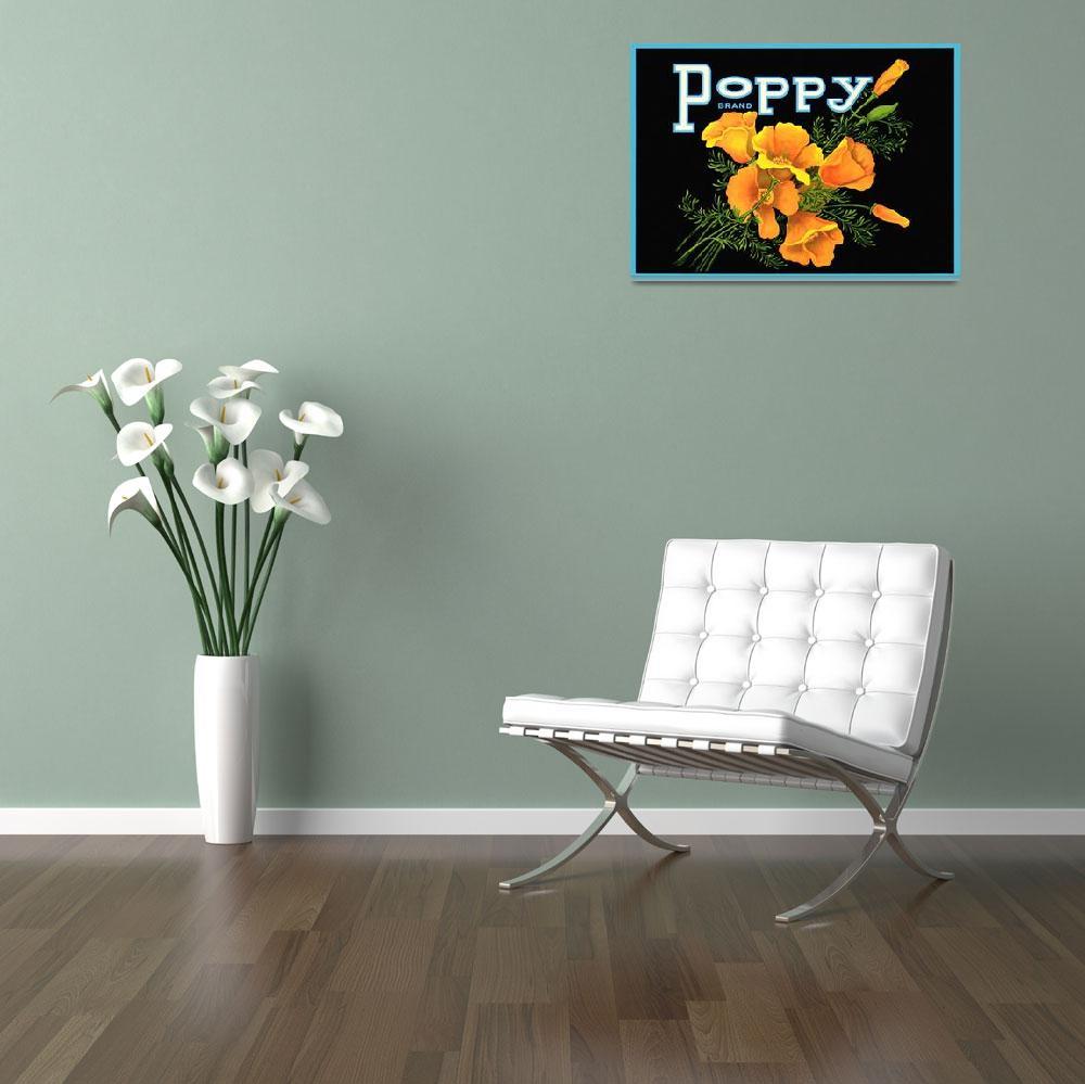 """""""Poppy""""  (2010) by dalidayna"""