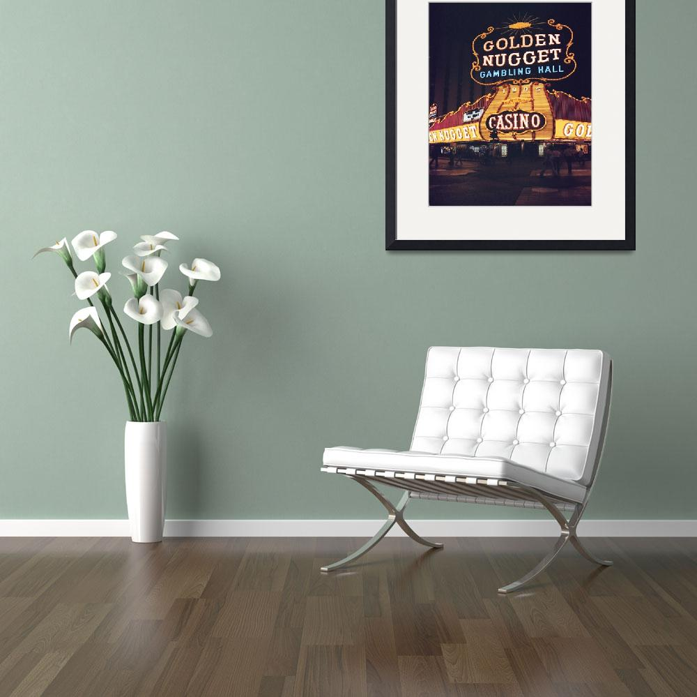 """""""Golden Nugget Hotel and Casino&quot  by memoriesoflove"""