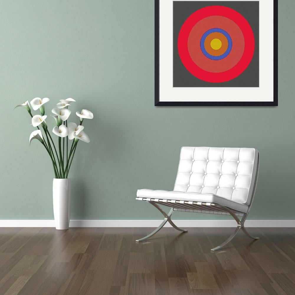 """""""Target Practice Board 14&quot  by motionage"""