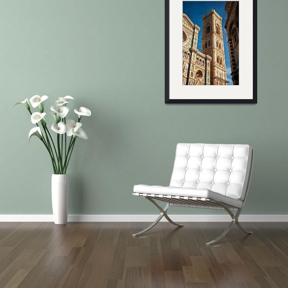 """""""Duomo Tower Florence""""  (2010) by ScovoPhoto"""
