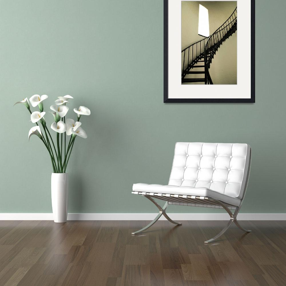 """""""Stairway to the Light&quot  (2014) by RoupenBaker"""