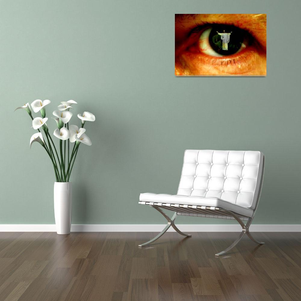 """Beauty Is In The Eye""  (2009) by micreusa"