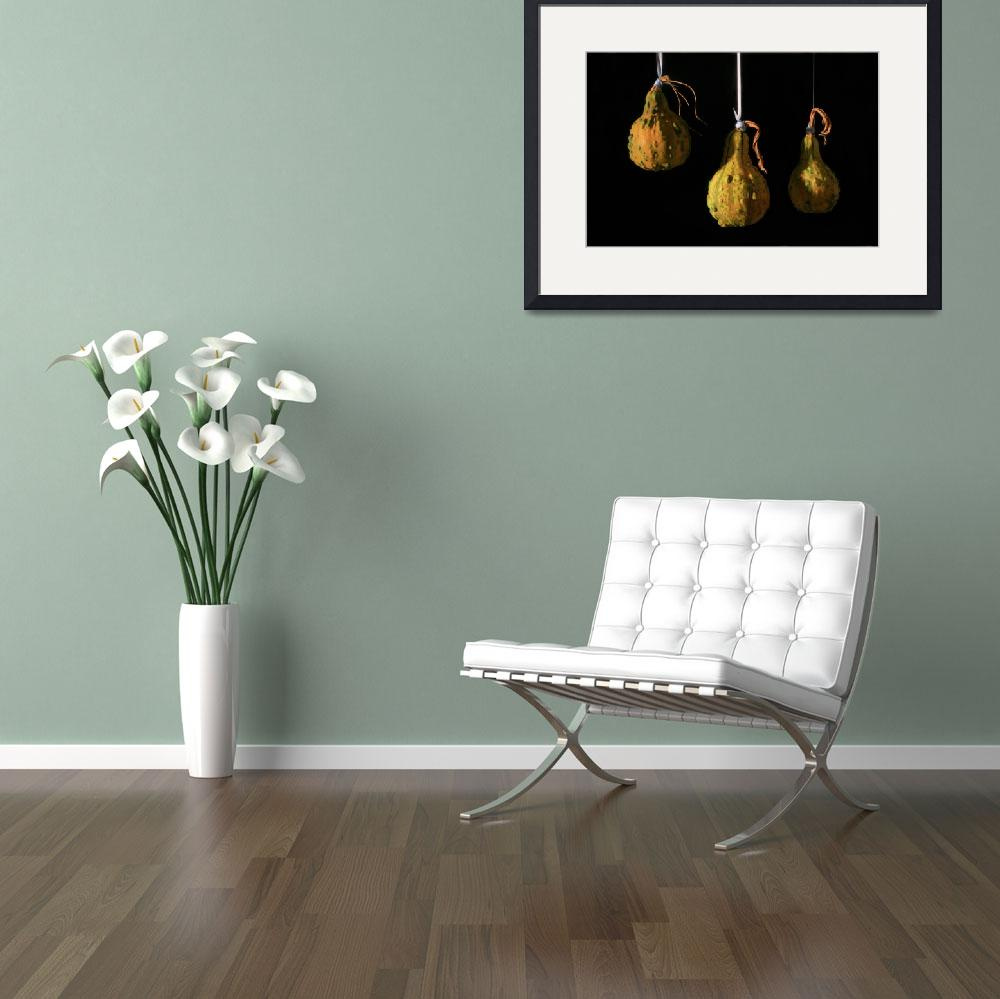 """""""Gourds in the Spanish Manner""""  (2014) by newimage"""