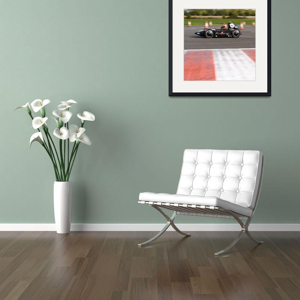 """""""Greenpower Greater London Heat at Dunsfold Park&quot  by querth"""