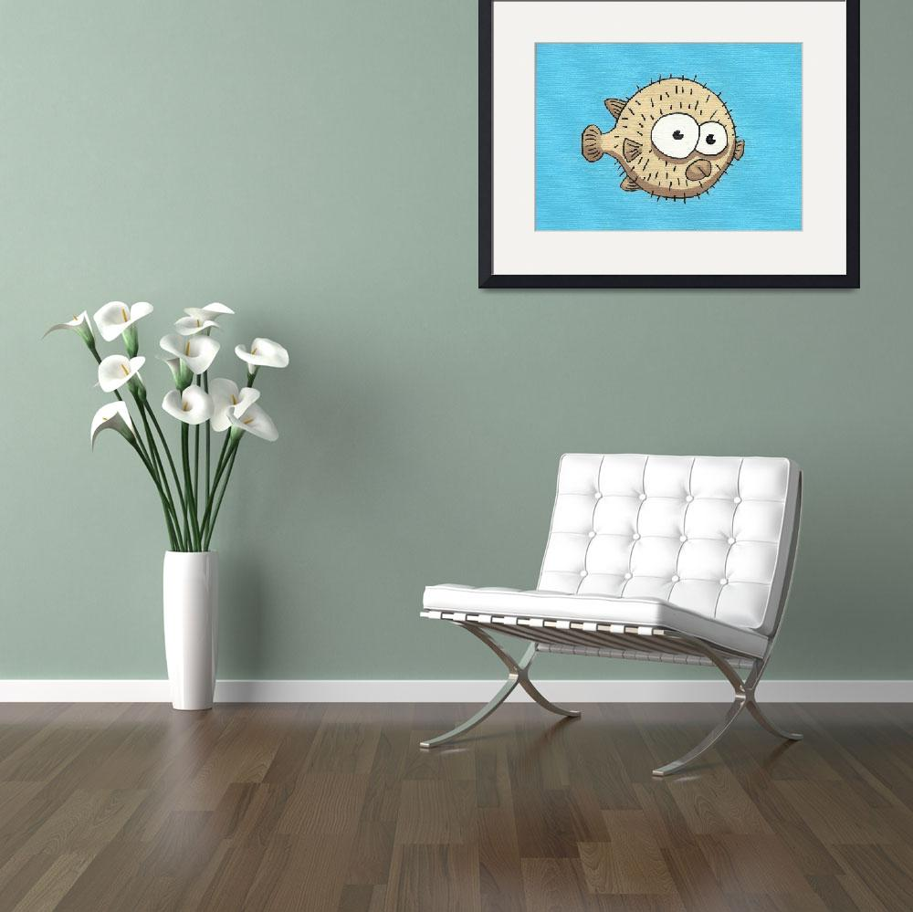 """""""Blowfish&quot  (2009) by pear2apple"""
