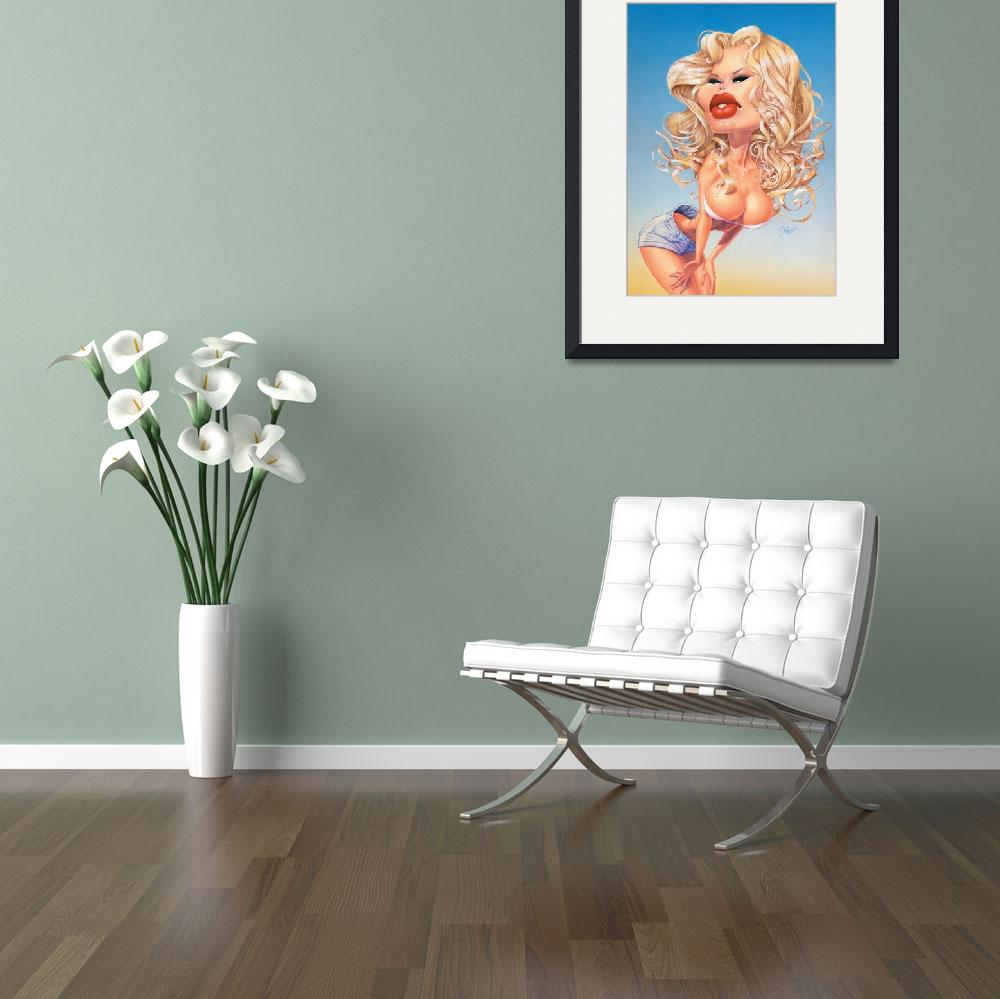 """""""Claudia Schiffer&quot  by odea"""