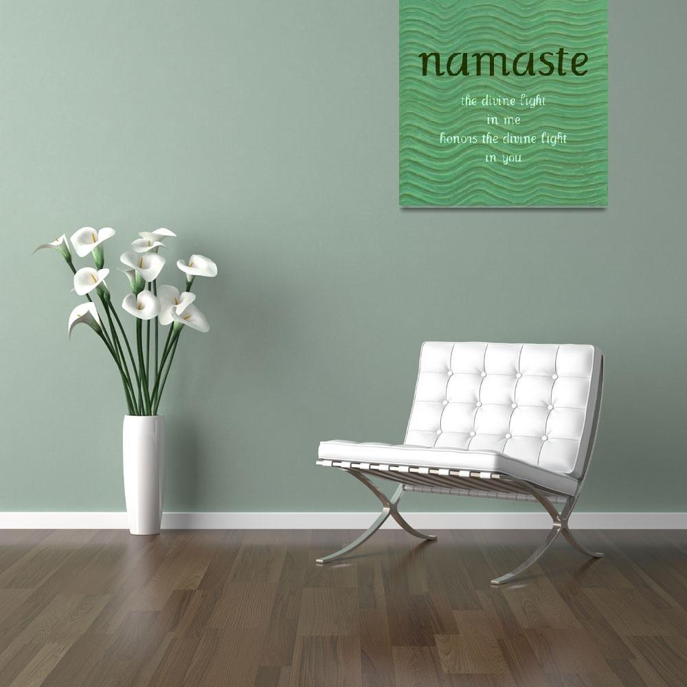 """Namaste 3""  (2013) by Michelle1991"