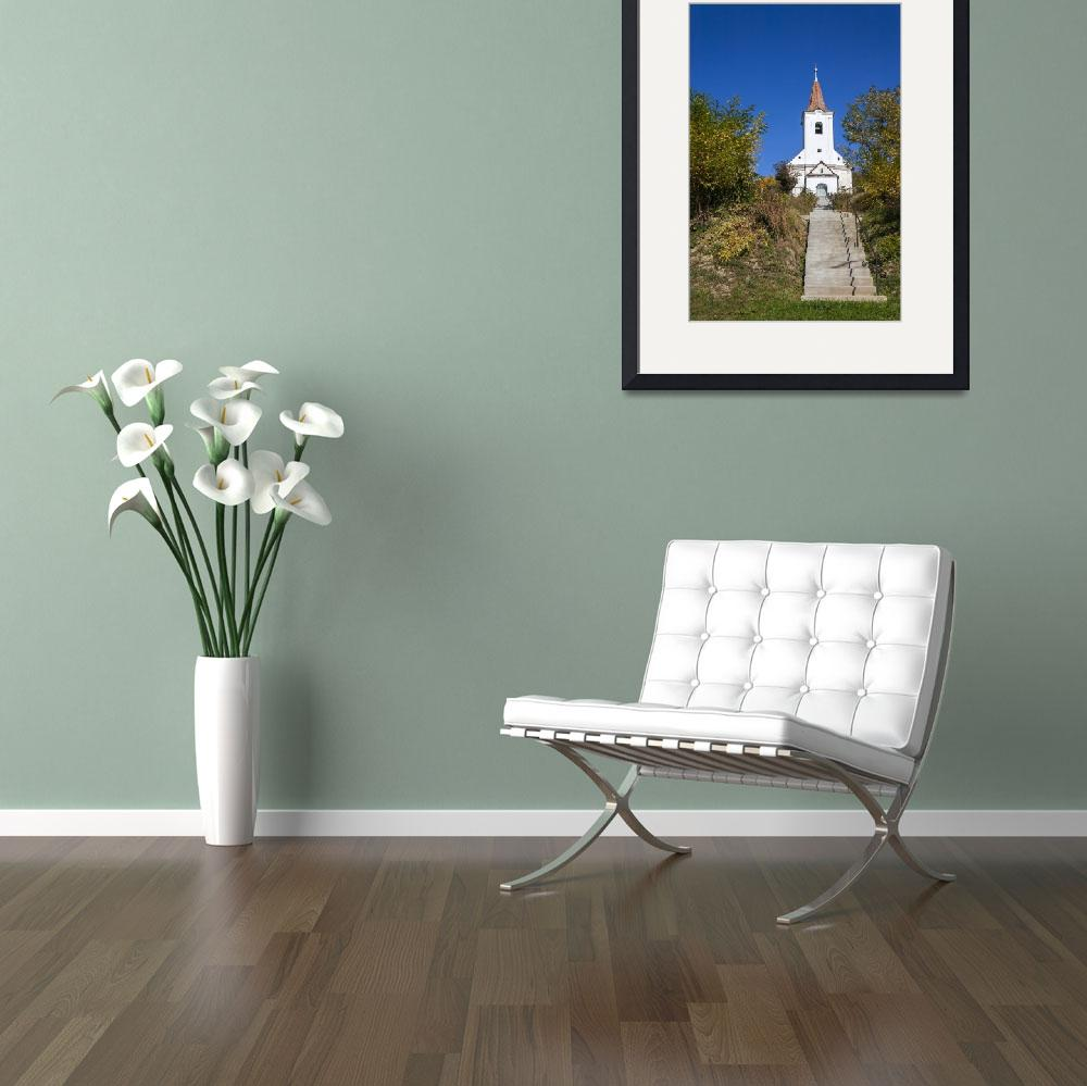 """""""stairway to old church""""  (2014) by Csaba_F"""